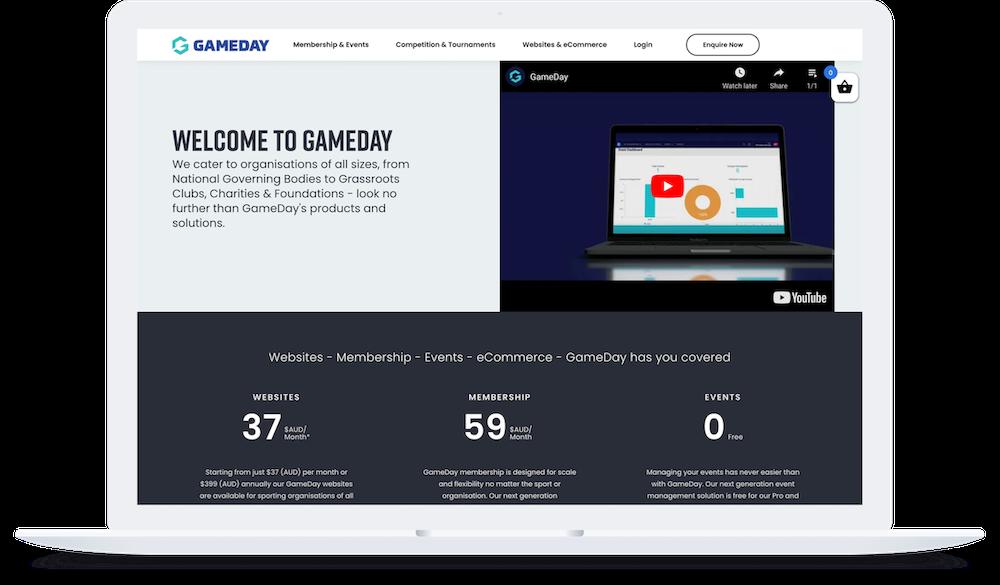 2255 Cd Gameday Laptop Brand Update