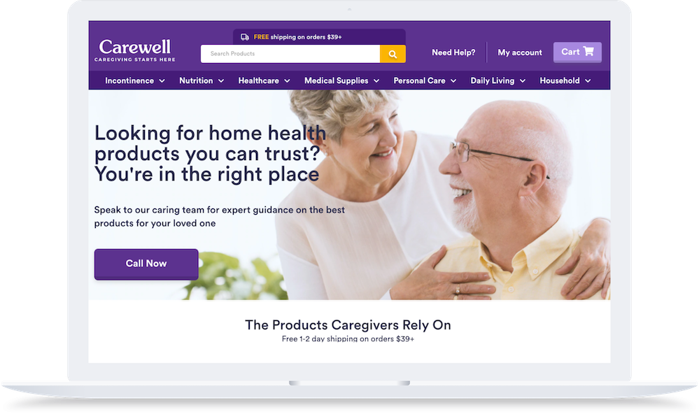 Care Well Case Study 951X557