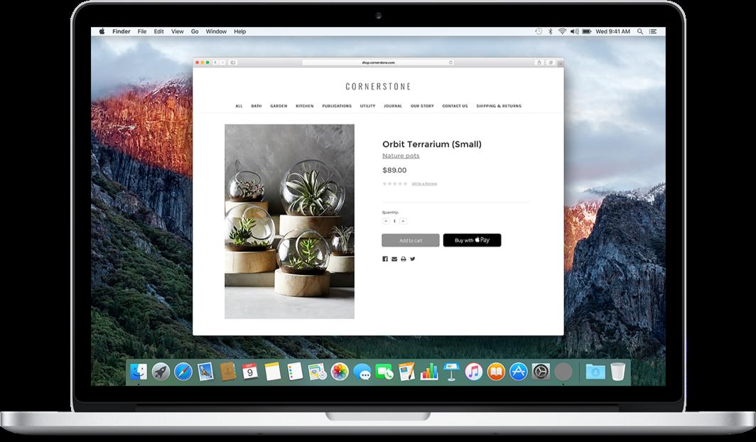 Macbook-cornerstone