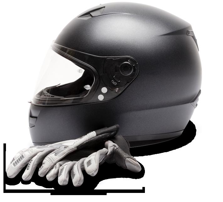 SportBike-helmet-gloves