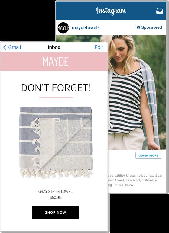 cart-api-email-insta-screens